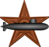 The Submarine barnstar