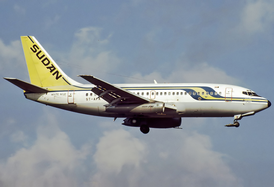 Sudan Airways Boeing 737-200Adv ST-AFK FCO Oct 1989.png
