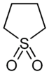 Sulfolane structure.png