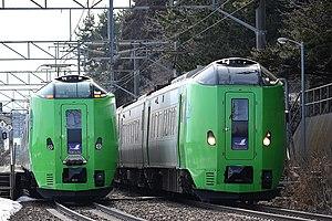 超级白鸟号列车