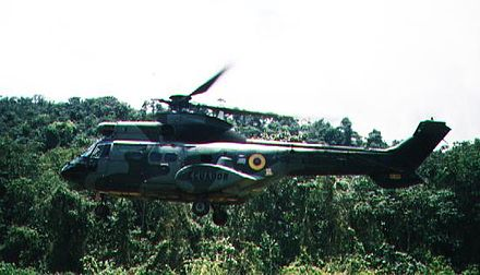 A Puma helicopter from the Army's Aviation Branch Superpuma-ecu.JPG