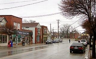 Sutton, Ontario Unincorporated community in Ontario, Canada