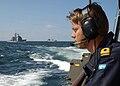 Swedish Navy Officer during BALTOPS 2003.jpg