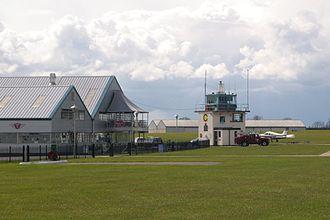Sywell Aerodrome - Image: Sywell Aerodrome