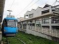 Tōkyū 302 at Miyanosaka Station.jpg