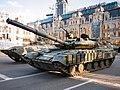 T-64BV tank, Kyiv, 2018 29.jpg