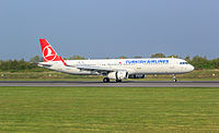 TC-JSL - A321 - Turkish Airlines