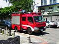 TCFD Fire Engine in Dazhi 20120701.jpg