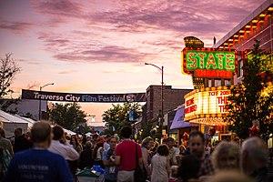 Traverse City Film Festival - Image: TCFF