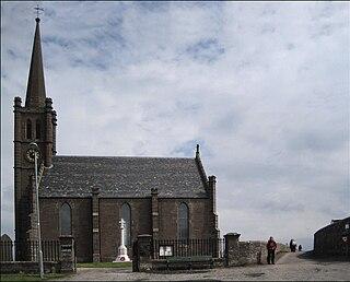 St Cyrus Human settlement in Scotland