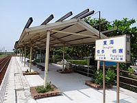 TRA Donghai Station.JPG