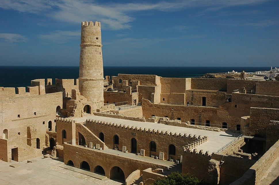 TUNISIE MONASTIR RIBAT 04
