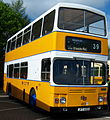 TWPTE bus 413 Scania BR112 Alexander RH JFT 413X Metrocentre rally 2009 pic 3.JPG