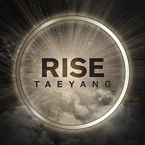 Rise (Taeyang album) - Image: Taeyang Rise
