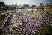 Tahrir Square on September 9 2011