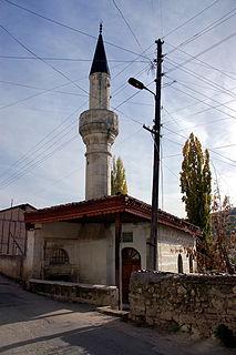 Tahtali-Jami Mosque