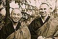 Taizan Maezumi and Dennis Genpo Merzel.jpg