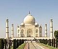Taj Mahal, Agra.JPG