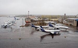 Talagi Airport - Image: Talagi