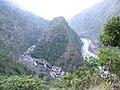 Tamakoshi siprin khola confluence - panoramio.jpg