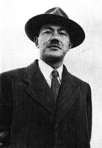 Kakuei Tanaka - Tanaka in 1951