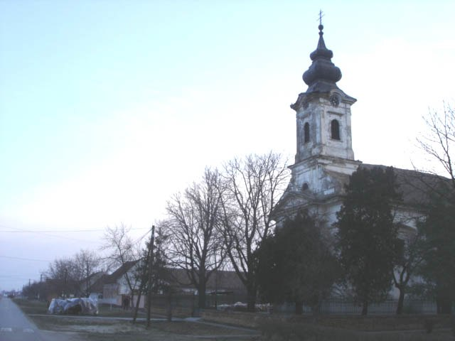 Taraš, Orthodox Church