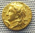Taranto, diobolo d'oro, 302 ac. ca.JPG