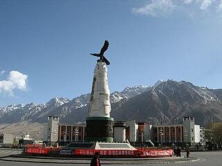 Taxkorgan Tajik Autonomous County Autonomous county in Xinjiang, Peoples Republic of China