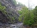 Taughannock River. Taughannock Falls State Park.jpg