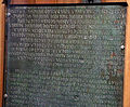 Tavole iguvine, in lingua umbra III-I secolo ac. ca., 04.JPG
