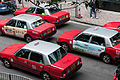 Taxis in Hong Kong Central (6847598316).jpg