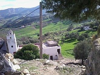 Taza - Image: Taza town