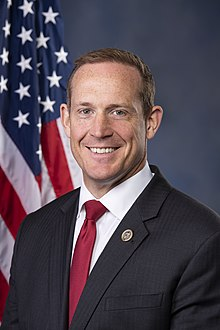 Ted Budd official portrait, 115th Congress.jpg