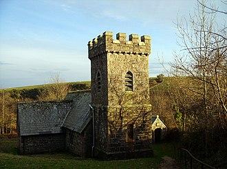 Temple, Cornwall - Image: Templecornwall