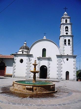 Cochabamba - Sarco Templo la Merced