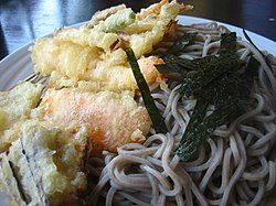 Tempura soba 3 by adactio at E-Kagen in Brighton.jpg