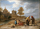 Teniers, David the younger - Gypsies in a Landscape - Google Art Project.jpg