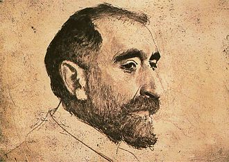 Teodor Axentowicz - Self-portrait 1907