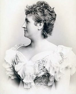 Teresa Carreño in 1916