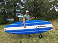Testing Out and reviewing a new Wavestorm paddle board.jpg