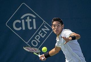 Thai-Son Kwiatkowski American tennis player (1995-)