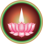 Lotus symbol of Ayyavazhi.