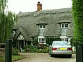 Thatched cottage near Great Easton, Essex - geograph.org.uk - 223461.jpg