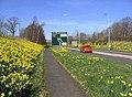 The A6091 Melrose Bypass - geograph.org.uk - 562294.jpg