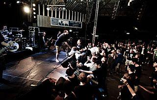 The Acacia Strain American deathcore band