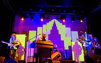 The Black Angels (band) - The Black Angels live in Texas 2014