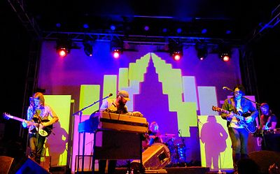 Picture of a band or musician: The Black Angels