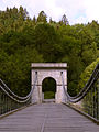 The Chain Bridge (moved from Vltava stone by stone) - panoramio.jpg