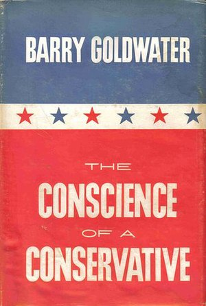 The Conscience of a Conservative - Cover of the first edition
