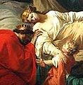 The Death of Alceste by Pierre Peyron (1785).jpg